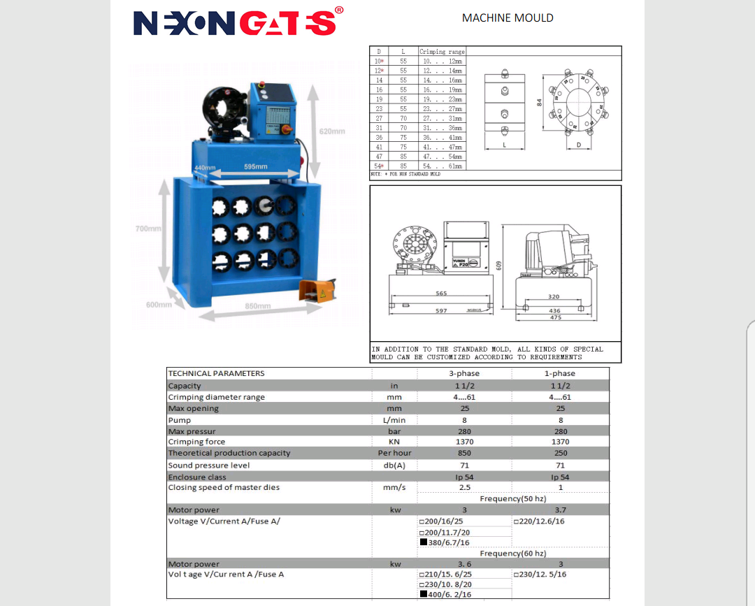 Crimping Machine (NG-32) Image
