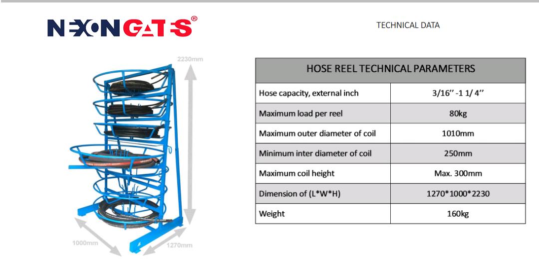 Hose Reel (NG-R) Image